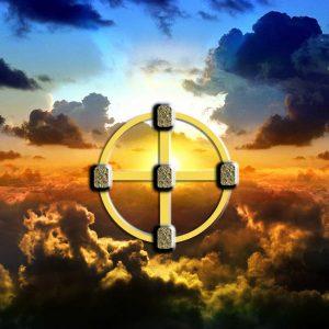 солнечный крест